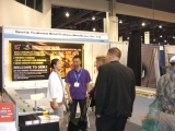 2011(USA) ICAST fishing tackle show