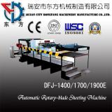 DFJ-1400/1700E Cross Cutting Machine