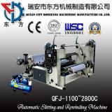 QFJ-1100/2800C Automatic Slitting and Rewinding Machine