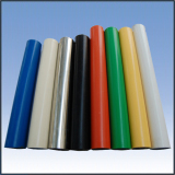 Plastic-coated pipes