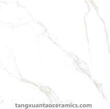 porcelain polished tile full glazed marble tile 600x600(6P600M)