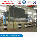workshop of WC67Y-800x6000 hydraulic steel plate bending machine