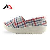 Canvas Injection Wholesale Footwear Casual Leisure shoes