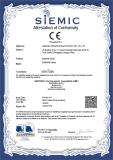 CE certificate of ENB/MNB series