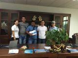 Customers from Kazakhstan