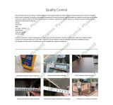 Quality coontrol for our Plywood