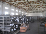 Raw-material warehouse