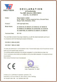 CE Certificate for Waterproof rigid led bar