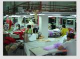 Making Dresses process