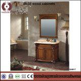 Classical Solid Wood Bathroom Cabinet (B8017)