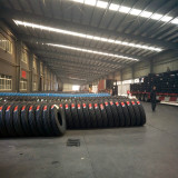 truck tyre workshop