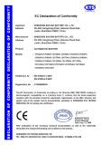 AUTO BATTERY CE Certificate
