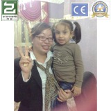 Photo with customer′s lovely granddaughter