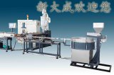 The second generation drip irrigation tape production line was developed and launched into the marke