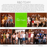 R&D team