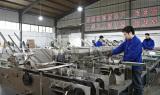 Cartoning machine plant