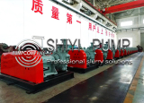 Horizontal Heavy Duty Mineral Processing Centrifugal slurry Pump