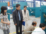 Our Sole Distributor in Korea with Three Clients Visit Us