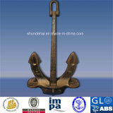Japanese Stockless Anchor