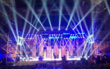 Performance Show with Stage Lighting