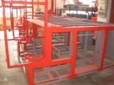 blow molding machine frame
