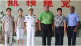 Feiji customer visited our company