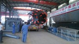 12 inch cutter suction dredger to Bangladesh Army