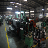Stainless steel mesh workshop