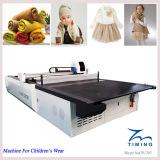 Machine For Children′s Wear Material