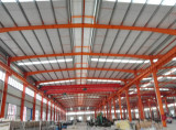 High standard steel warehouse and workshop
