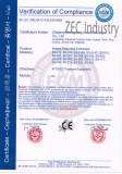 CE certificate of heat exchanger