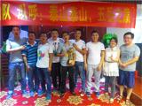2014.8 chanta teamwork trainning