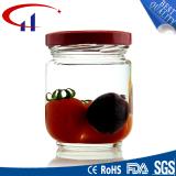 Hand Press High Qualith Glass Jars (CHJ8044)