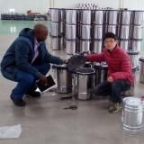 Autoclave Buyer from Zimbabwe 2