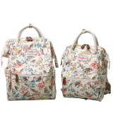 Wtaterproof Canvas Pastoral Backpacks Two Sizes