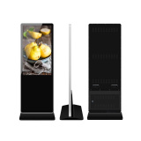 Floor Standing Advertising LCD Digital Signage Kiosk with Android or Windows OS