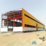 Iraq Project--Steel Structure