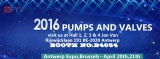 PUMPS and VALVES 2016
