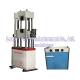 Computer display hydraulic universal testing machine WEW-600B