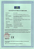 CE CERTIFICATIONS(PRODUCT CERTIFICATIONS)