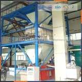 Mortar mixing plant