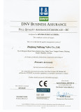 CE Certificate New
