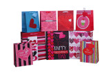 Wedding / Valentine Gift Paper Bags samples