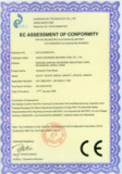 CE certificte for press brake