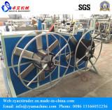 High Speed PE Single Wall Corrugated Conduit Pipe Making Machine