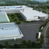FAW Toyota FTRD R & D Base PVC ROOFING PROJECT