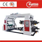 Hot Sale 4 Color Flexo Paper Printing Machine