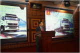 The Consul-General in Lagos Attended the Product Introduction and Marketing Conference of Sinotruk