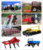 farm implements like trailer, sprayer, mower, harrow, plough and planter etc