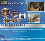 INVITATION--2015 NAHB INTERNATIONAL BUILDERS SHOW
